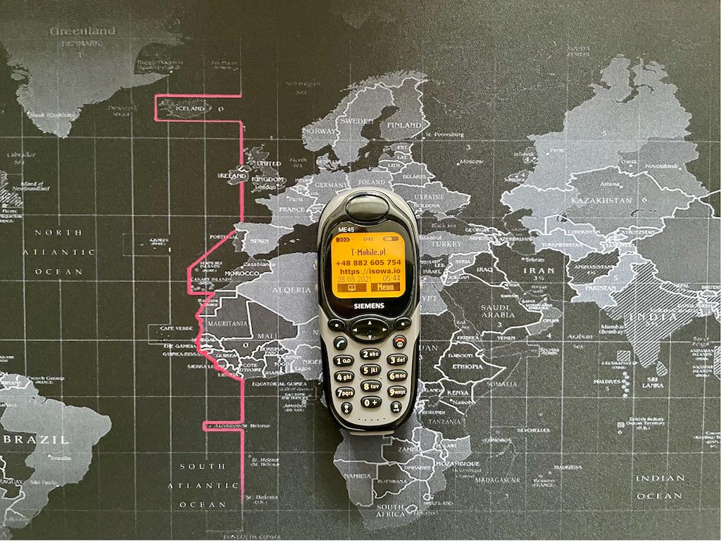 iSowa.io Phone